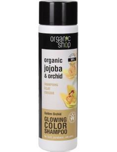 Shampoo Colore Brillante Jojoba e Orchidea