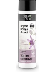Shampoo Volumizzante Borragine e Sandalo