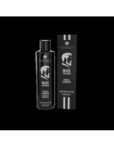 Doccia Shampoo Made For Man Alkemilla Wingsbeat