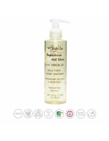 Bio bagno doccia alla vaniglia – antistress per tutti i tipi di pelle|Bisoubio - Wingsbeat