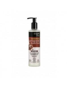 Shampoo Rivitalizzante Melograno E Patchouli