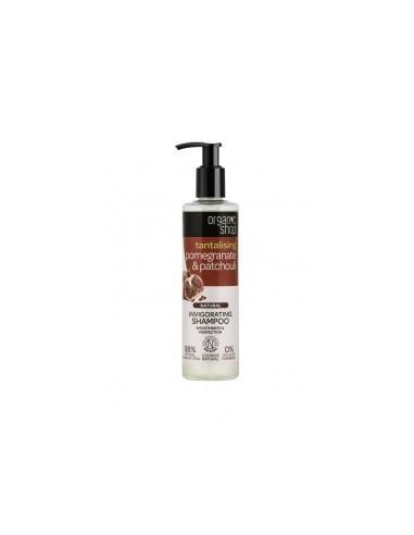 Shampoo Rivitalizzante Melograno E Patchouli|Organic Shop|Wingsbeat