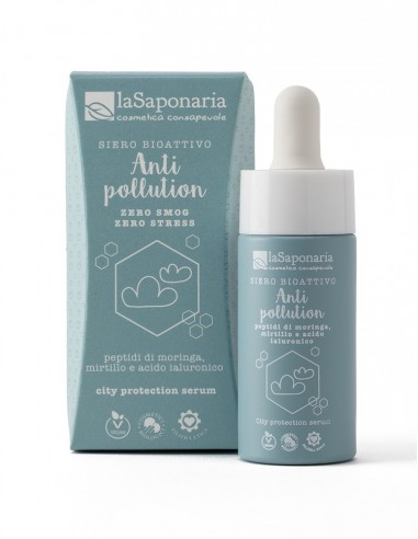 Siero Bioattivo Anti-Pollution La Saponaria - Wingsbeat