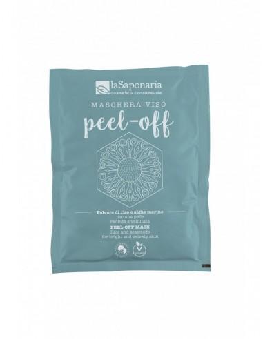 Maschera Viso Peel-Off La Saponaria - Wingsbeat