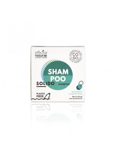 Shampoo Solido Nutriente E Protettivo|Officina Naturae|Wingsbeat