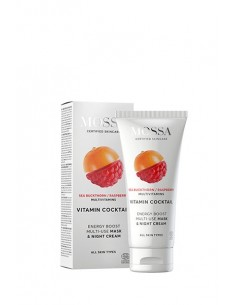 Energy Boost Multi-Use mask&night cream|Mossa Cosmetics|Wingsbeat