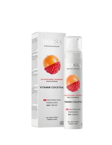 Intense Rehaydration energising day cream|Mossa Cosmetics|Wingsbeat