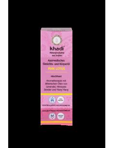 Olio Viso e Corpo Pink Lotus - 10ml