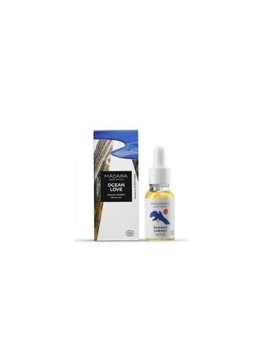 Ocean Love Radiant Energy Facial Oil Màdara Organic Skincare Wingsbeat
