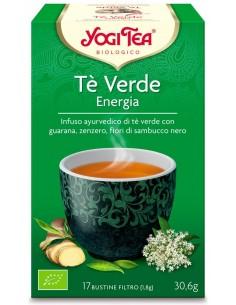 Tisana Yogi Tea Energia