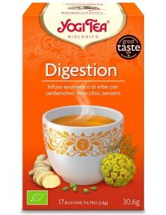 Tisana Yogi Tea Digestion Filtro|Wingsbeat