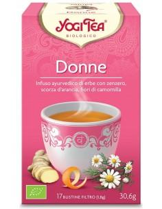 Tisana Yogi Tea Donne