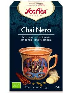 Tisana Yogi Tea Nero Chai