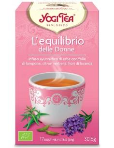 Tisana Yogi Tea Equilibrio Donne
