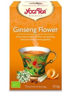 Tisana Yogi Tea Ginseng Flower