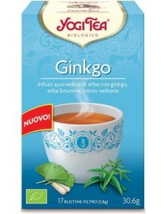 Tisana Yogi Tea Ginkgo