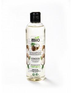 Shampoo Cocco Ristrutturante E Nutriente