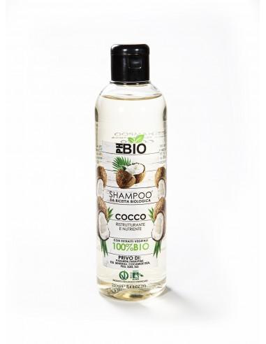 Shampoo Cocco Ristrutturante E Nutriente|Ph Bio|Wingsbeat