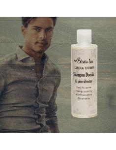 Shampoo Doccia Al Pino Silvestre - Linea Uomo