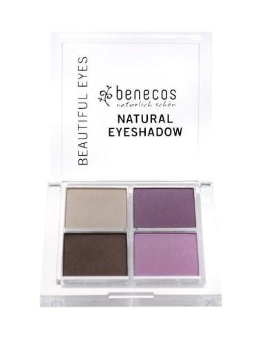 Palette 4 Ombretti Beautiful Eyes|Benecos|Wingsbeat