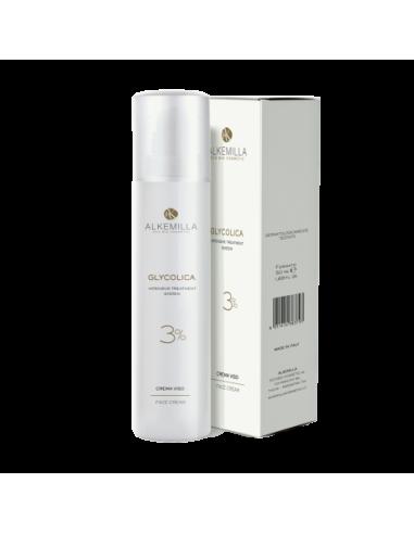 Glycolica Crema Viso 3% Alkemilla Eco Bio Cosmetics - Wingsbeat
