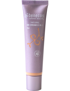 BB Cream 8 in 1 Fair|Benecos|Wingsbeat
