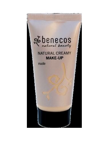 Creamy Make-up Nude|Benecos|Wingsbeat