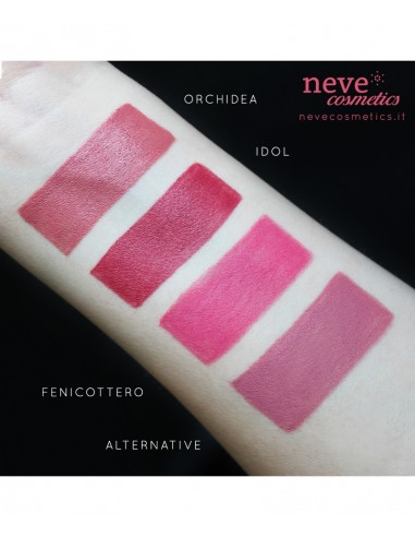 Pastello Labbra Alternative|Neve Cosmetics|Wingsbeat
