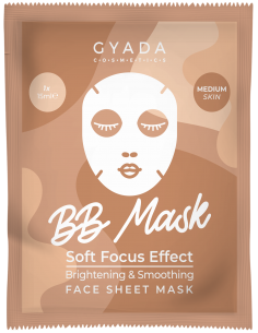BB Mask Soft Focus Effect - Medium Skin
