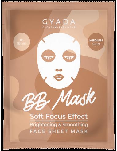 BB Mask Soft Focus Effect - Medium Skin|Gyada Cosmetics|Wingsbeat