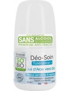 Deodorante Pelli Sensibili Aloe Vera