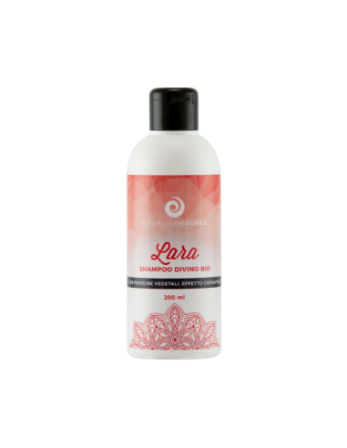 Shampoo Divino alla Cheratina Lara|MysezioneAUREA|Wingsbeat