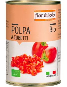 Polpa Di Pomodoro A Cubetti