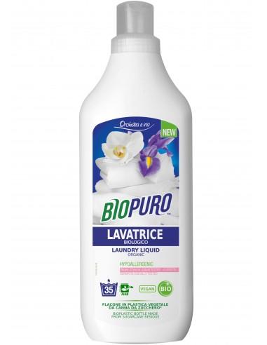 Detersivo Concentrato Per Lavatrice|BioPuro|Wingsbeat