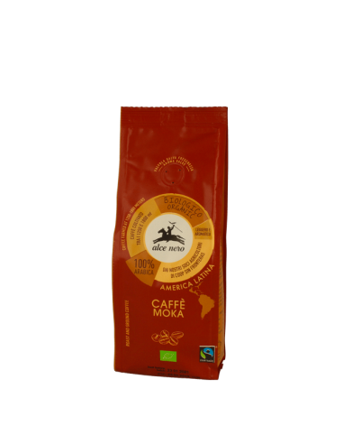 Caffé 100% Arabica Per Moka Alce Nero Wingsbeat