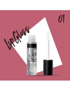 Lip Gloss 2020 01 - Trasparente|Purobio|Wingsbeat