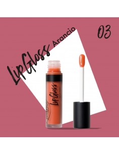 Lip Gloss 2020 03 - Arancio Rosa|Purobio|Wingsbeat