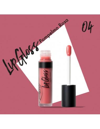 Lip Gloss 2020 04 - Pompelmo Rosa|Purobio|Wingsbeat