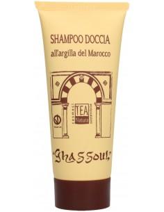 Shampoo Doccia all'Argilla Ghassoul