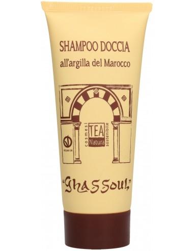 Shampoo Doccia all'Argilla Ghassoul   TEA NATURA   Wingsbeat