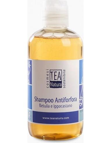 Shampoo Antiforfora alla Betulla e Ippocastano | TEA NATURA | Wingsbeat
