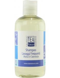 Shampoo Lavaggi Frequenti alla Malva e Calendula