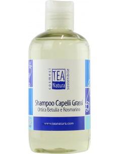 Shampoo Capelli Grassi con Ortica e Rosmarino