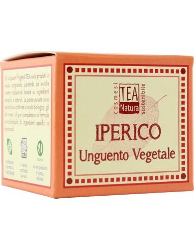 Unguento Vegetale all'Iperico | TEA NATURA | Wingsbeat