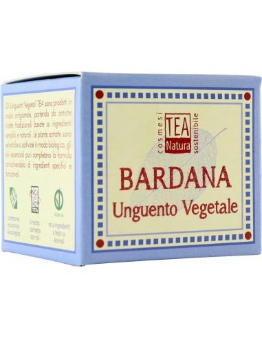 Unguento Vegetale alla Bardana | TEA NATURA | Wingsbeat