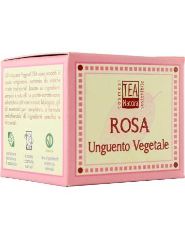 Unguento Vegetale alla Rosa | TEA NATURA | Wingsbeat
