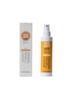 Sun Crema Spray Media Protezione SPF25