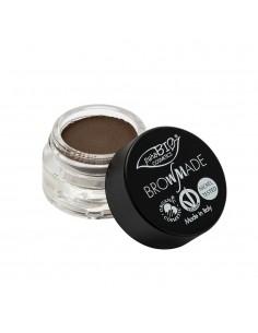 Brown made make-up per sopracciglia|Purobio|Wingsbeat