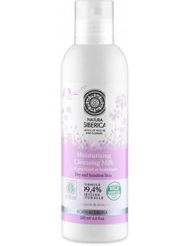 Latte detergente Idratante|Natura Siberica|Wingsbeat