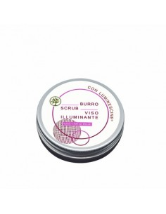 Burro Scrub Viso Illuminante Con Luminescine® 100 ml|Bio's|Wingsbeat